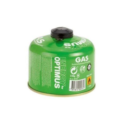 Optimus Gaz butan izobutan propan 230g gas butane isobutane propan