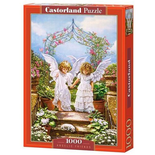 Castor Puzzle 1000 angelic friends