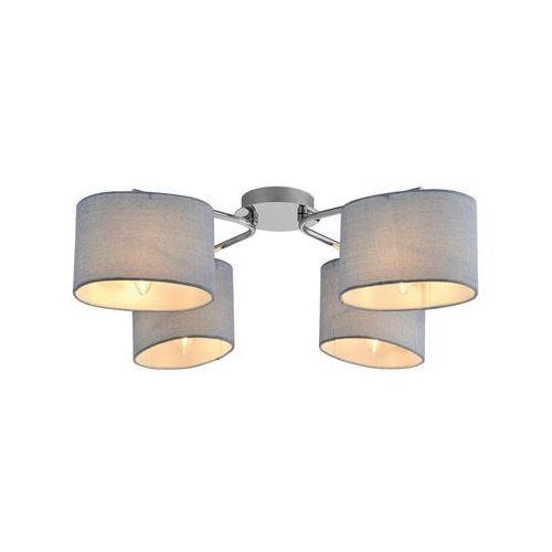 Candellux Ban 34-70784 plafon lampa sufitowa 4x40W E14 chrom