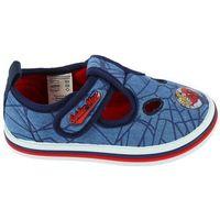 Disney by arnetta buty chłopięce spiderman 27 niebieski (8034043573131)