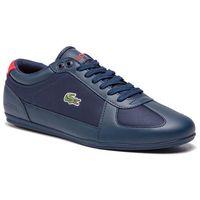 Sneakersy LACOSTE - Evara Sport 119 1 Cma 7-37CMA0034144 Nvy/Red, kolor niebieski