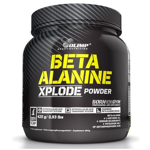 Olimp Beta-Alanine Xplode Powder 420g - produkt z kategorii- Aminokwasy