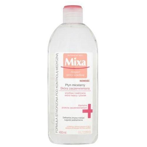 płyn micelarny do skóry zaczerwienionej 400ml marki Mixa