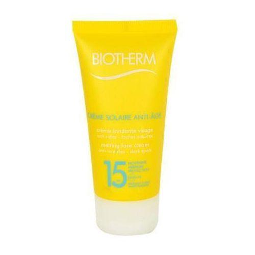 Biotherm  creme solaire anti-age face cream spf15 preparat samoopalający do twarzy 50 ml dla kobiet