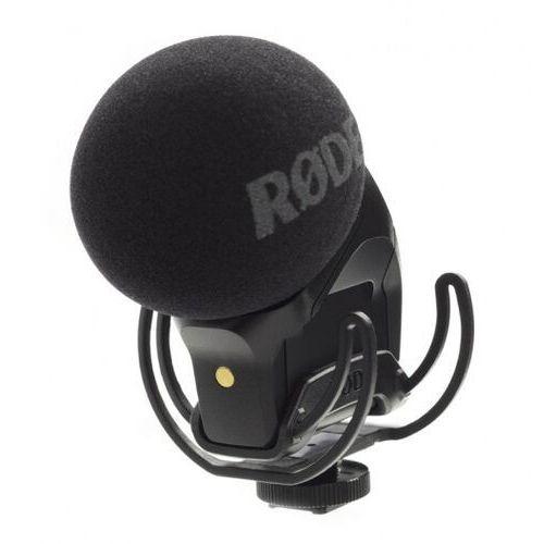 stereo videomic pro rycote mikrofon do kamery marki Rode