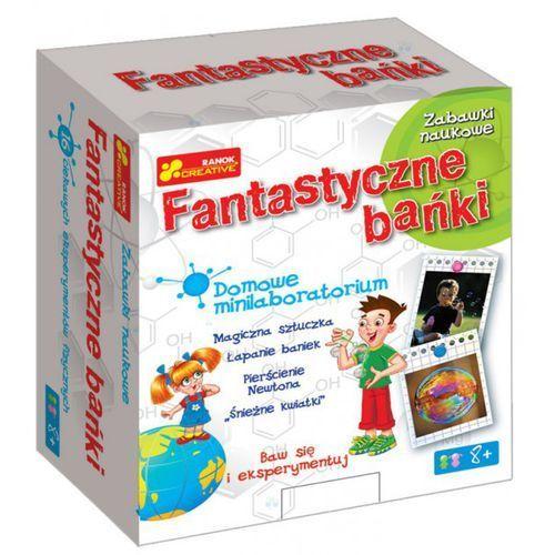 Domowe minilaboratorium - Fantastyczne bańki (4823076100988)