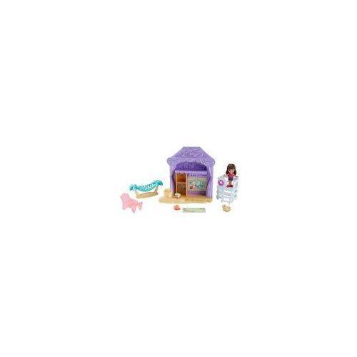 Dora mini domek (plaża) marki Fisher price