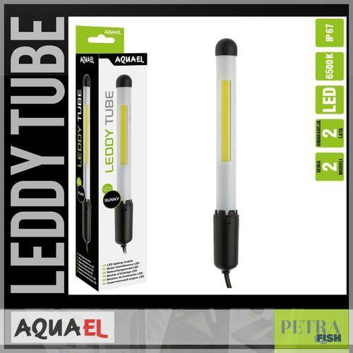 AQUAEL - Moduł oświetleniowy LEDDY TUBE SUNNY 3W LED ( 6500 K) - Oświetlenie akwariowe lampa led - sprawdź w wybranym sklepie