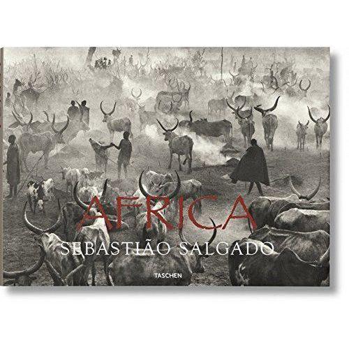 Sebastião Salgado: Africa, oprawa twarda