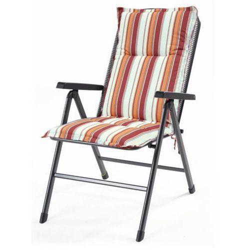 RIWALL poduszka do mebli ogrodowych Hartman orange 195x60x6-1