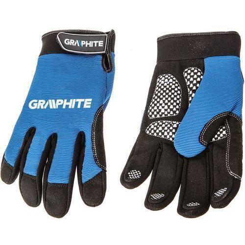Rękawice robocze GRAPHITE 97G105 (rozmiar 10)