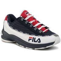 Sneakersy - dstr97 cb 1010713.01c white/fila navy marki Fila