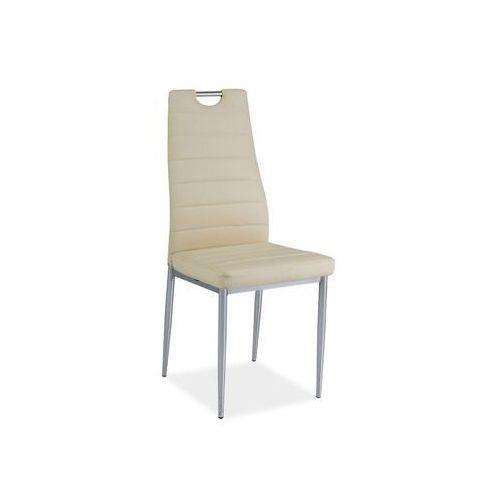 Signal meble Krzesło h-260 kremowy