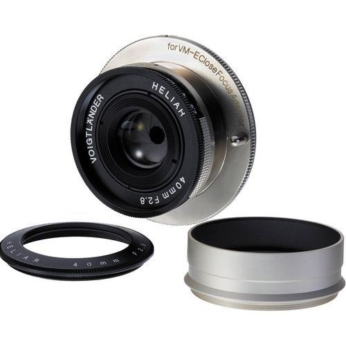 Obiektyw VOIGTLANDER 40mm F/2.8 VM Heliar (Leica M) (4002451196284)