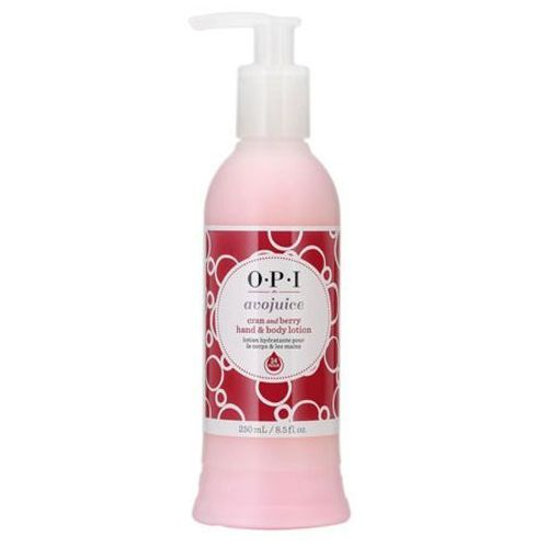 Opi avojuice cran & berry juice hand & body lotion balsam do dłoni i ciała - żurawina (250 ml)
