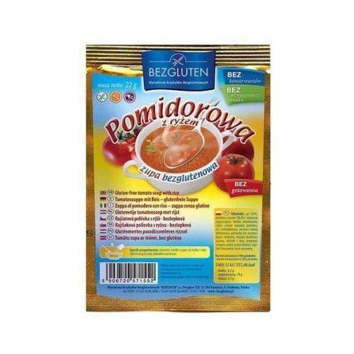 Zupka pomidorowa z ryżem bezglutenowa 22g Bezgluten