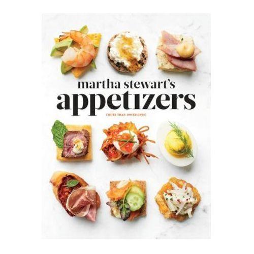 Martha Stewart's Appetizers Stewart, Martha (9780307954626)
