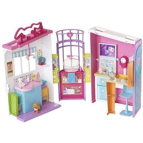 Mattel Barbie lecznica dla zwierząt