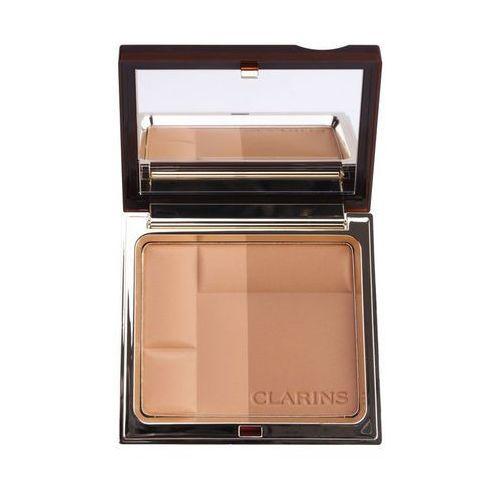Clarins bronzing duo face make-up mineralny puder brązujący o ml dla pań (3380814053711)