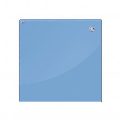 Tablica szklana 120x90 cm niebieska - promocja isp2018 marki 2x3