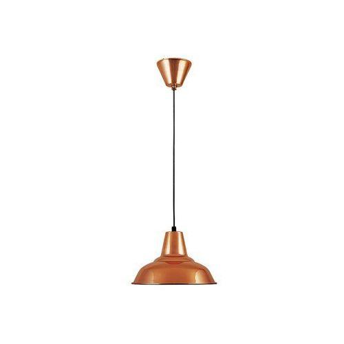Lampa wisząca zwis oprawa Rabalux Madison 1x60W E27 miedziana 2600, 2600