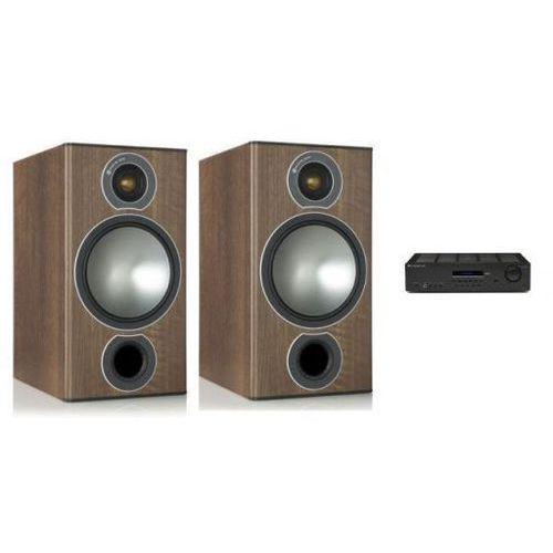 Zestawy Cambridge audio topaz sr20 + monitor audio bronze 2