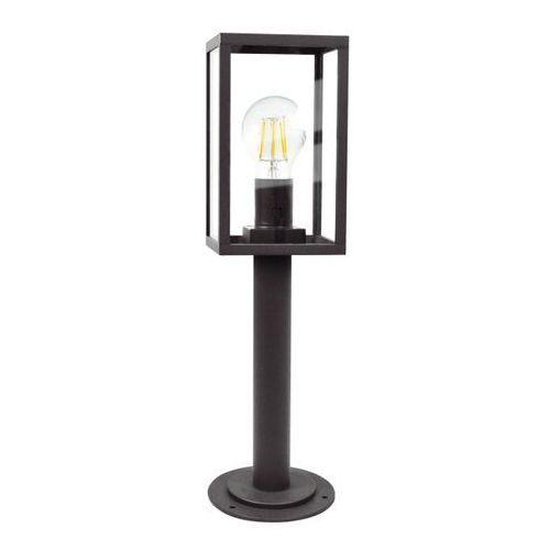 Lampa ogrodowa Malmo B480 stojąca wys.48cm grafitowa IP44 309198, 309198