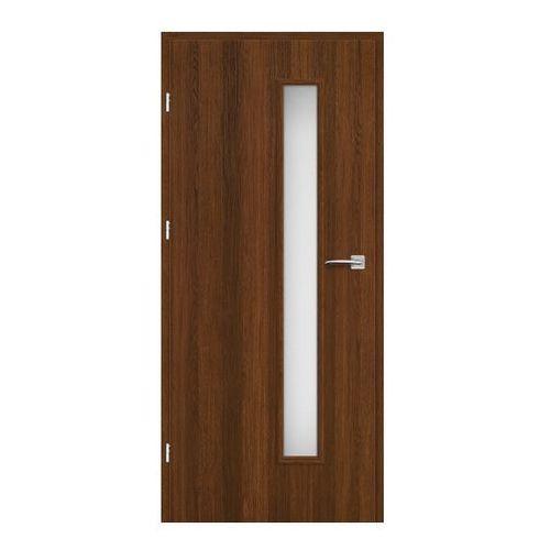 Drzwi pokojowe Exmoor 80 lewe orzech north