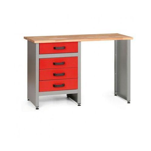 Stół roboczy z szufladami marki Mars