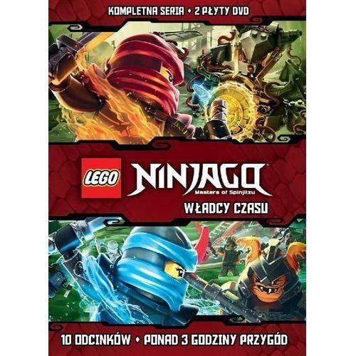 LEGO NINJAGO: WŁADCY CZASU. PAKIET (2DVD) (Płyta DVD) (7321997611530)