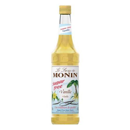 Syrop smakowy vanilla sugar free, wanilia bez dodatku cukru 0,7 marki Monin