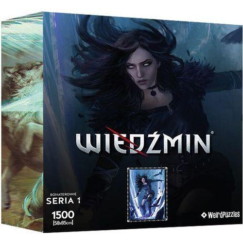 Puzzle CDP.PL Bohaterowie Wiedźmina - Yennefer (seria 1) (5907610755540)