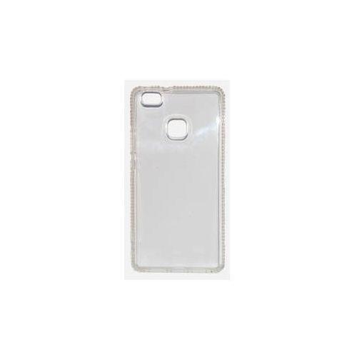 Obudowa dla telefonów komórkowych Beeyo Diamond Frame pro Huawei P9 Lite (BEAHUP9LTPUFRWH) Biały, kolor biały