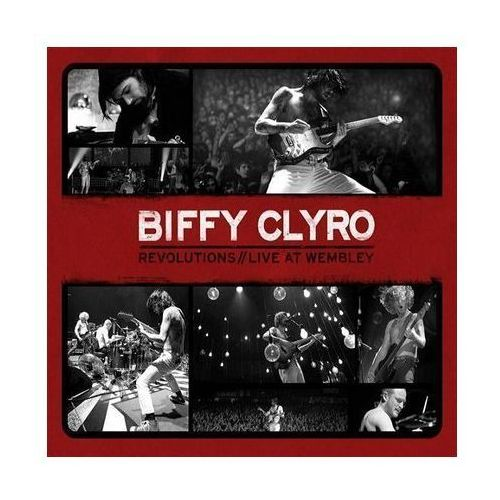 REVOLUTIONS//LIVE AT WEMBLEY - Biffy Clyro (Płyta CD)