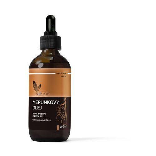 Allskin Purity From Nature Apricot Oil olejek do ciała 100 ml dla kobiet, 95225