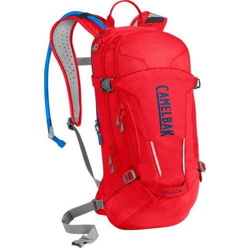m.u.l.e. plecak czerwony 2019 plecaki rowerowe marki Camelbak