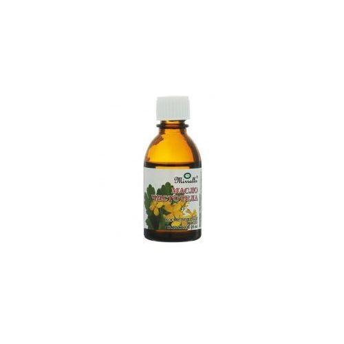 Olejek z GLISTNIKA JASKÓŁCZE ZIELE, 25 ml, OLU4