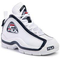 Sneakersy FILA - Grant Hill 2 1010788.01M White/Fila Navy/Fila Red, w 2 rozmiarach
