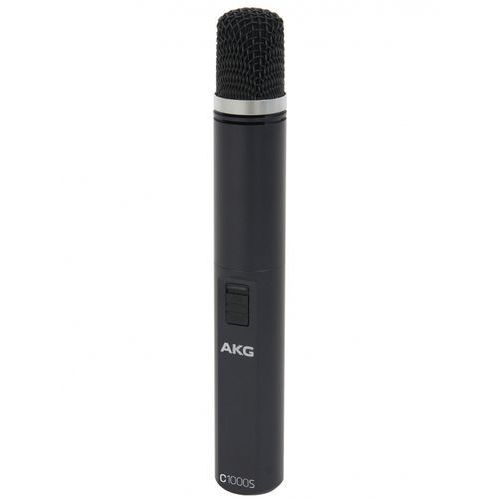 Akg c 1000 s mk4 mikrofon pojemnościowy