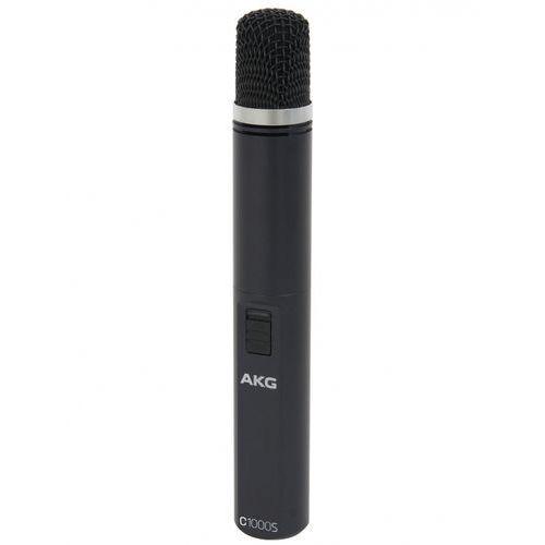 c 1000 s mk4 mikrofon pojemnościowy marki Akg
