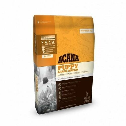 Acana Heritage Puppy Large Breed 11,4kg - 11,4kg