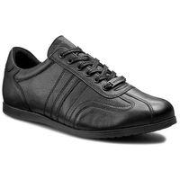 Sneakersy WOJAS - 6022-51 Czarny