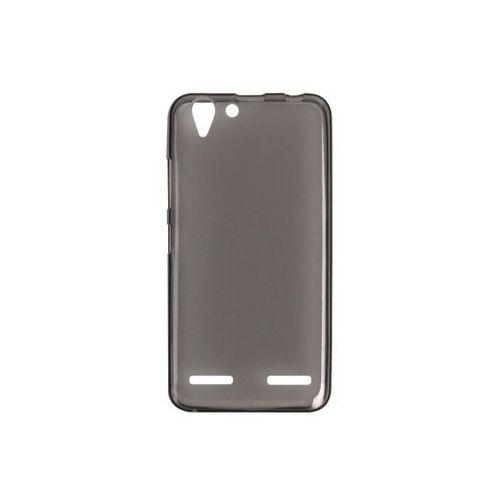 Etuo flexmat case Lenovo k5 - etui na telefon flexmat case - czarny