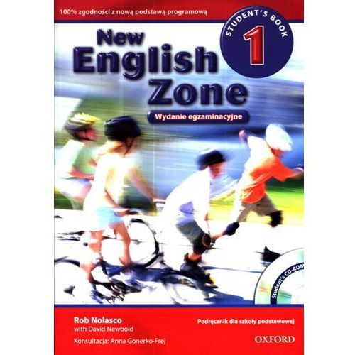 New English Zone 1 - Student`s Book with Exam Support (+CD) (9780194623414)