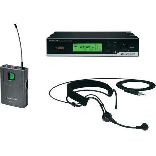 Sennheiser Mikrofon bezprzewodowy  xsw 52-e, zestaw z odbiornikiem (4044155072785)