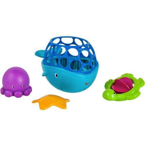 BRIGHT STARTS Zabawki do kąpieli Oball H2O Tubby Scoop Friends™ 6m+ z kategorii Zabawki do kąpieli