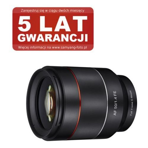 50mm f1.4 as if umc sony e marki Samyang