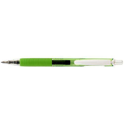Długopis automatyczny żelowy PENAC Inketti, 0,5mm, jasnozielony