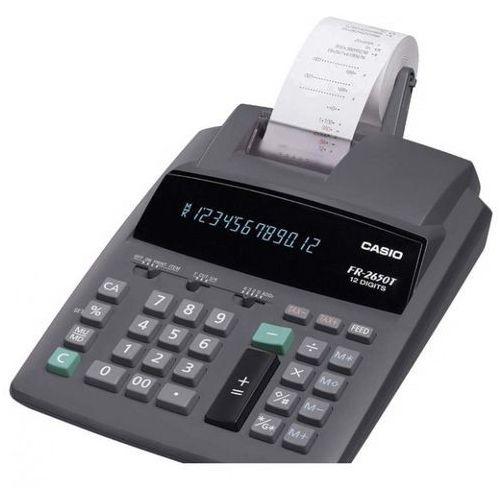 Casio Kalkulator fr-2650t - super ceny - rabaty - autoryzowana dystrybucja - szybka dostawa - hurt (6991454176448)