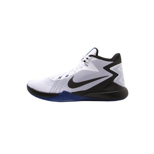 Nike Performance ZOOM EVIDENCE Obuwie do koszykówki white/black/varsity royal (0823233128231)